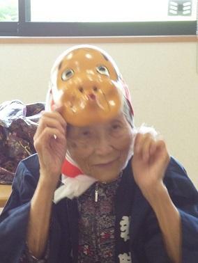 老人ホーム ウェルケア伊豆高原のある日のレクリエーション