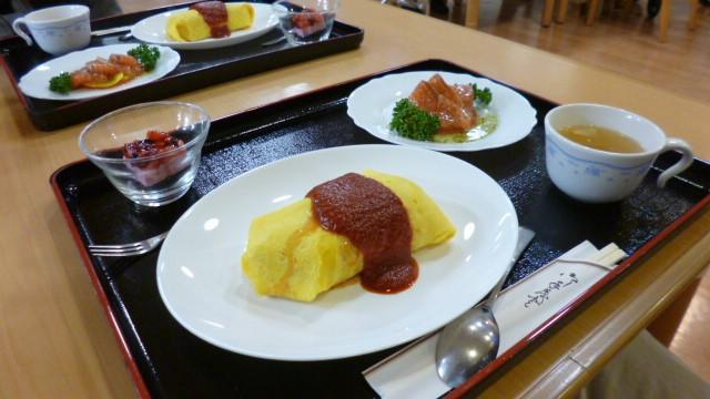 伊東・ウェルケア伊豆高原のクリスマスディナー